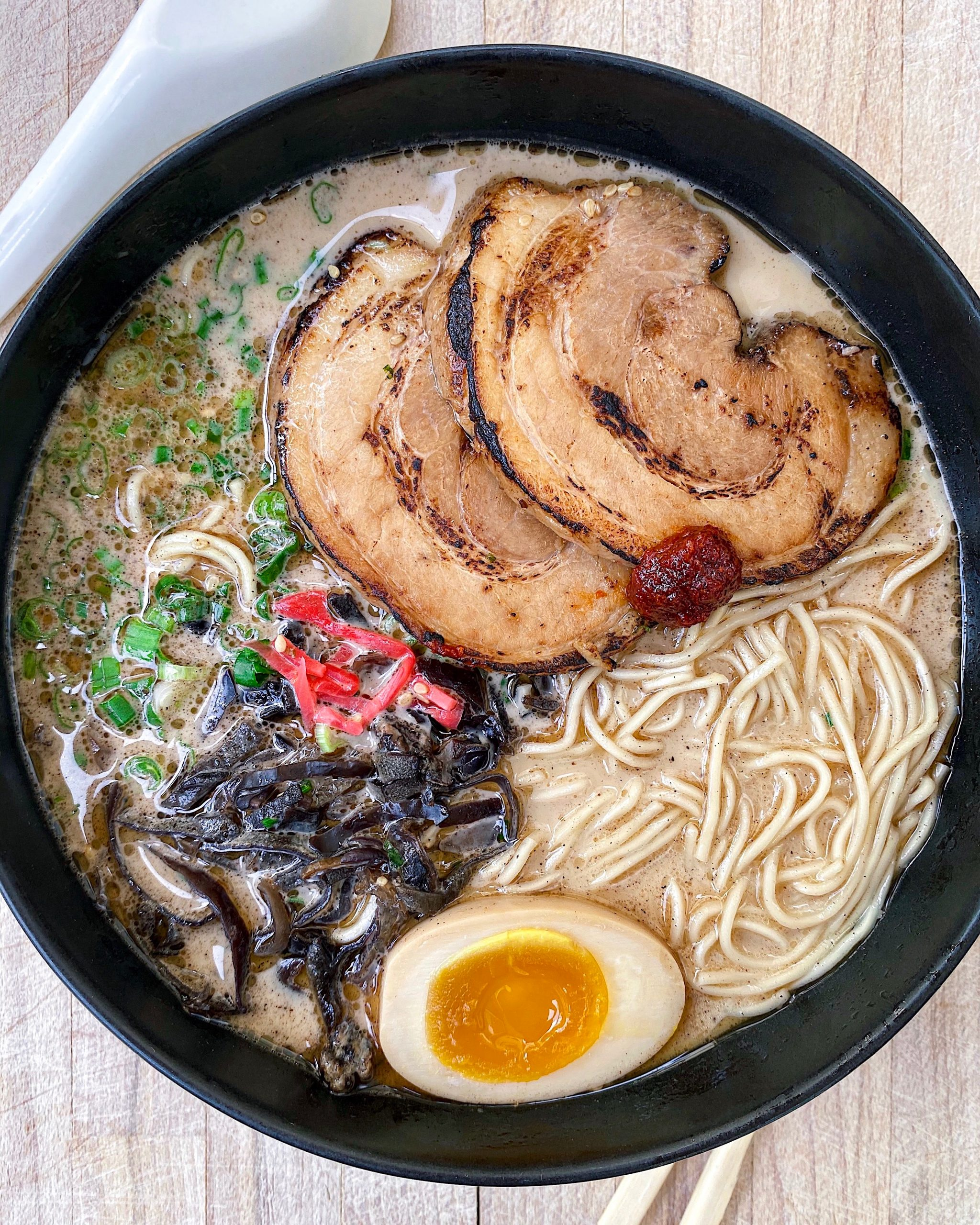 BGO Ramen from Ramen512 in Austin, TX
