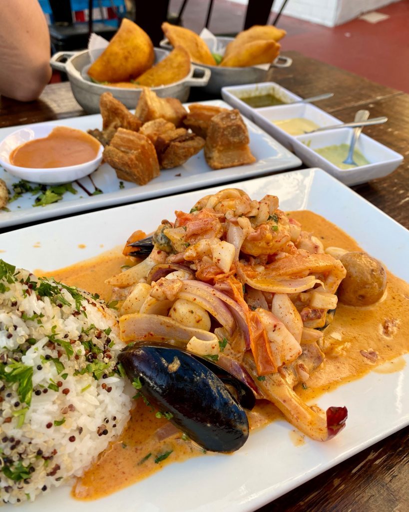 pescado margarita at Bolivar
